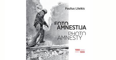 'Photo Amnesty 1988-1999': an exhibition of photographs by  Paulius Lileikis