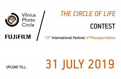 Contest THE CIRCLE OF LIFE – EXTENDED DEADLINE till 31st JULY 2019